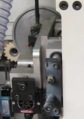 Кромкооблицовочный станок FL-6000RS, копиры