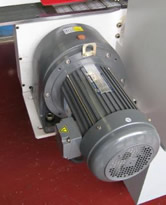 Кромкооблицовочный станок FL-6000RS, механизм подачи