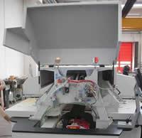Сверлильно-присадочный станок с ЧПУ CNC 1000, основание станка