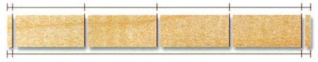 Режим фиксированной длины реза